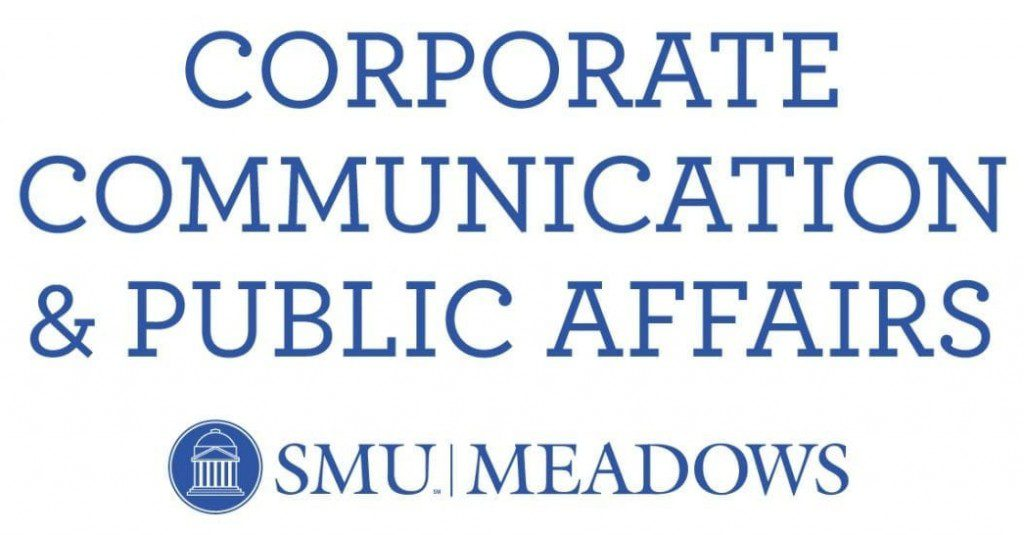 Corporate Communication and Public Affairs