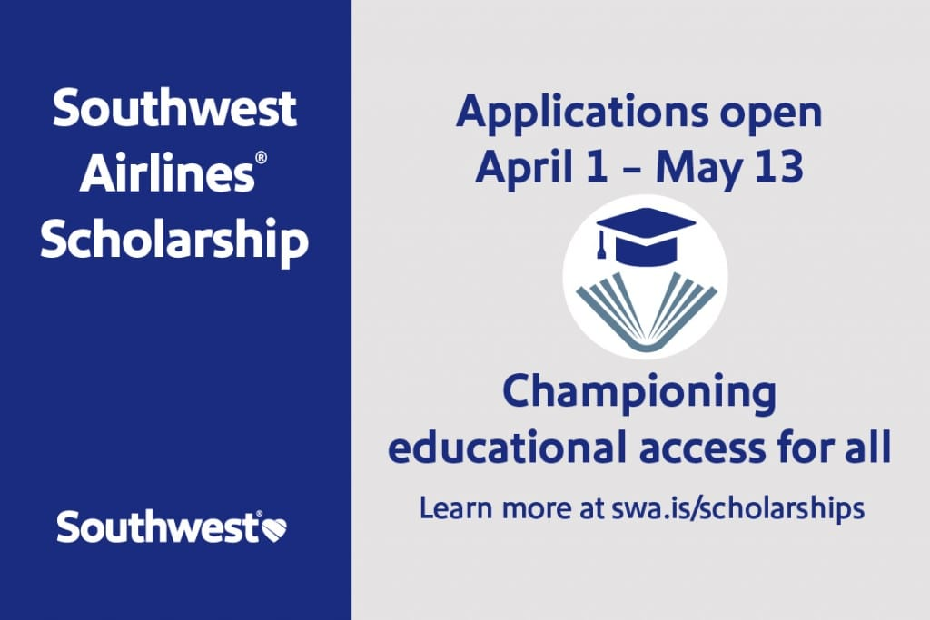 Southwest Airlines Scholarship