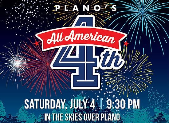 City of Plano Presents All-American 4th