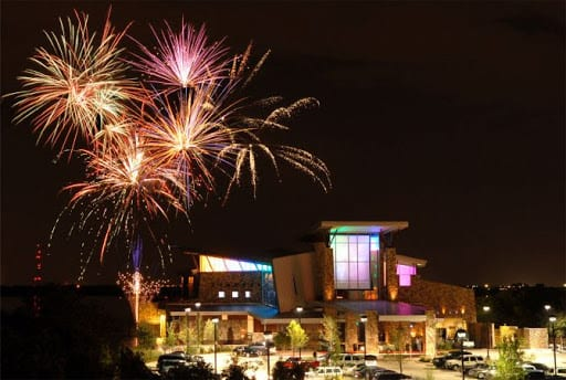 City of Grapevine Presents 39th Annual July 4th Fireworks Extravaganza