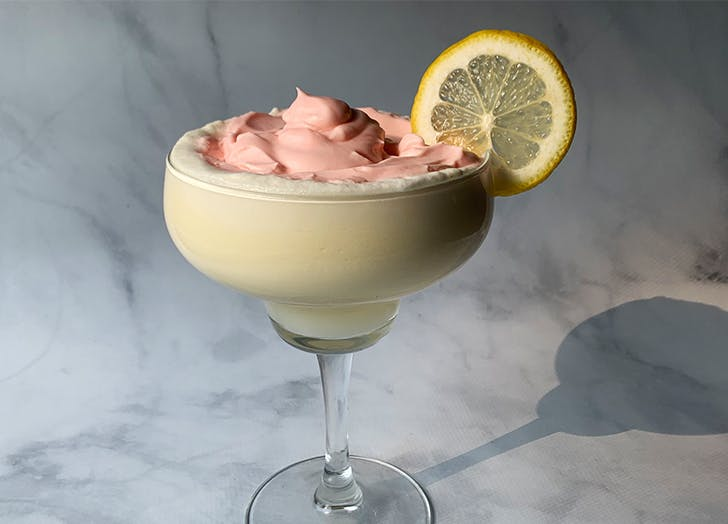 Whipped Lemonade is the Hot Summer Drink